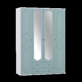 """Шкаф для одежды и белья с зеркалом """"Оскар"""""""