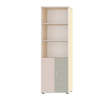"""Шкаф для книг с двумя дверьми """"Джуниор"""" Ирис"""