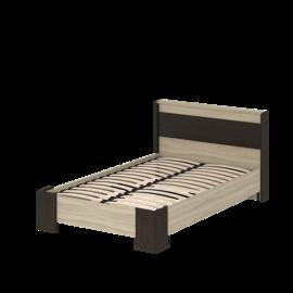 """Кровать полутороспальная 1200 """"Сильвия"""""""