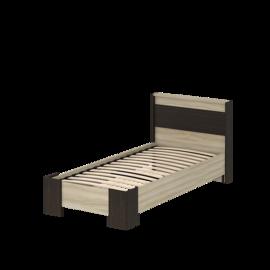 """Кровать односпальная 900 """"Сильвия"""""""