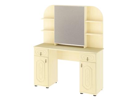 "Стол туалетный с зеркалом ""Оскар"" Клен"