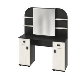 Столик туалетный Млечный дуб/Венге