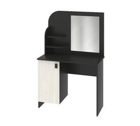 Столик туалетный новый Млечный дуб/Венге