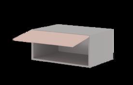 Шкаф низкий горизонтальный глубокий 800  h=360