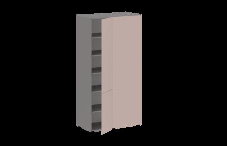 Пенал 1100 высокий угловой без ниши (левый)
