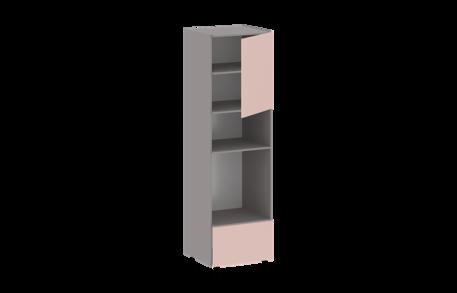 Пенал 600 высокий с нишей для духовки и микроволновки 1 ящик (средний)