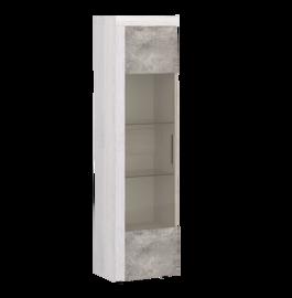 Шкаф-витрина большой