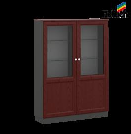 Шкаф - витрина со стеклом