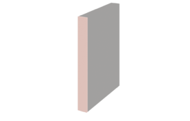 Колонна h720 верхняя завершающая двухсторонняя
