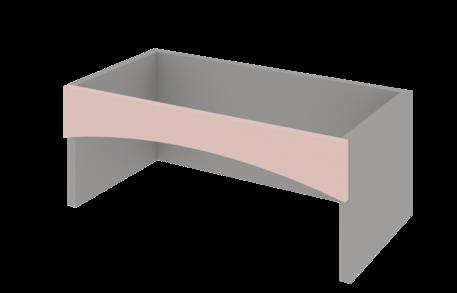 Ниша с дугой (под плиту карнизную) h240 600мм