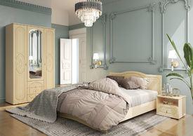 Спальный гарнитур «ОСКАР» (цвет - клен)