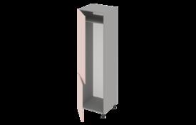 Пенал высокий 600 под встроенного холодильника