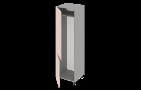 Пенал высокий 600 для встроенного холодильника
