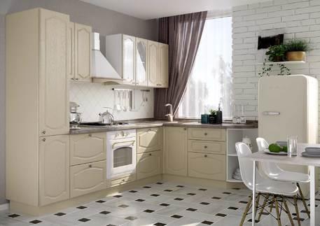 Кухня «ВЕНЕЦИЯ» (цвет - роял вуд кофе)