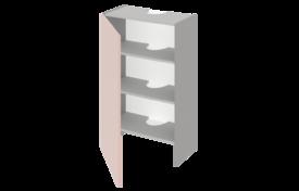 Шкаф высокий над вытяжкой 600 ЕВРОДОМ