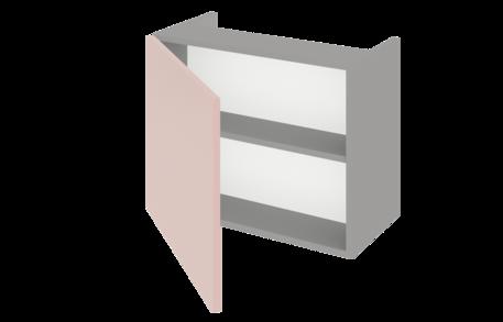 Шкаф низкий над вытяжкой 600