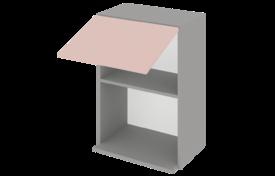 Шкаф горизонтальный 500 с нишей под микроволновую печь