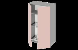 Шкаф высокий 800 под сушилку