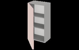 Шкаф высокий 500 одностворчатый