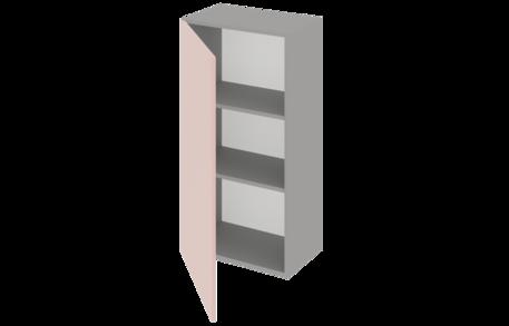 Шкаф 600 высокий одностворч.