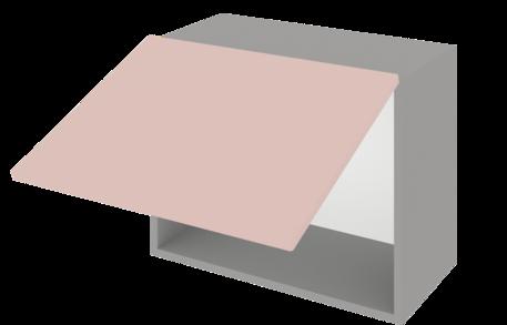Шкаф низкий горизонтальный 600