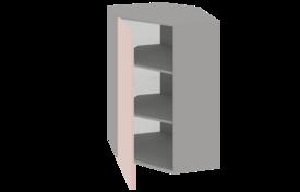 Шкаф высокий 600х600 угловой