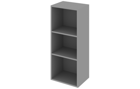 Шкаф 300 высокий открытый