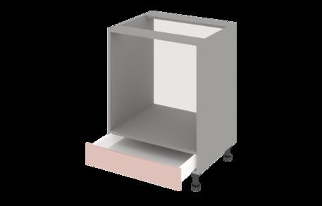 Тумба для духовки 600 с ящиком