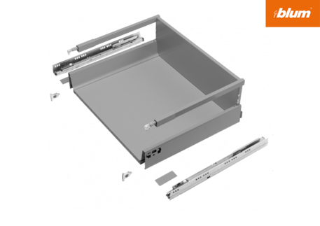 Комплект Blum Tandembox Antaro один ящик  h=D,один ящик D= под мойку 15.14